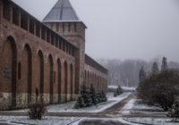Смоленскую крепостную стену передадут Российскому военно-историческому обществу в следующем году