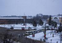В Смоленск пришёл циклон