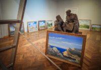 Панорамы русских городов в одной выставке смоленского исторического музея