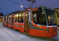 Всю новогоднюю ночь в Смоленске будут ходить трамваи и троллейбусы