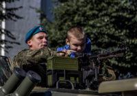 В Смоленской области завершается формирование крупного воинского соединения