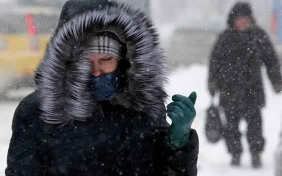 ВОрловской области предполагается снег, гололед иусиление ветра