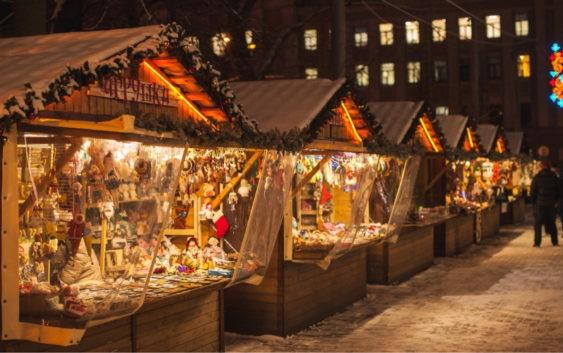 Новогодняя ярмарка появится вСмоленске наплощади Ленина