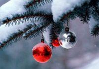 Новый год в Смоленске всё же будет снежным