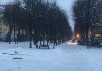 В Смоленской области резко ухудшились погодные условия