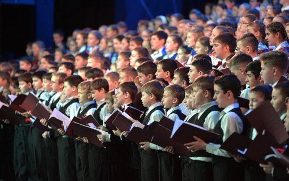 Дети из Бурятии вновь споют в составе Детского хора России