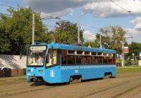 Смоленский трамвайный парк увеличится на 20 единиц