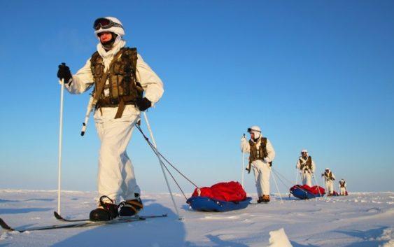Белгородские десантники станут участниками сверхдальнего лыжного перехода