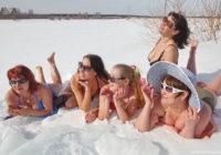 Настоящих крещенских морозов в Смоленске не будет