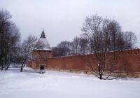 Участок Крепостной стены возле Копытенских ворот отреставрируют первым