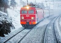 Во время новогодних каникул через Смоленск поедут дополнительные международные поезда