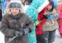 Юные смоляне провели зимние каникулы в детских оздоровительных лагерях