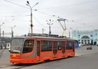 Смоленские трамваи вновь будут заезжать на железнодорожный вокзал