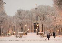 В Смоленск идет похолодание