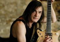 В Смоленске пройдет концерт, посвященный памяти гитариста и сооснователя AC/DC Малькольма Янга