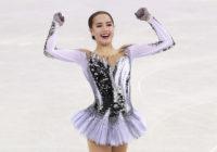 Российские фигуристки установили два мировых рекорда