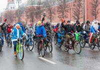 Смолянин посмотрел на столичный велопарад изнутри