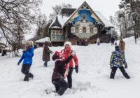 Как смоляне зиму провожали