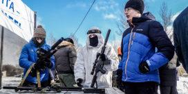 Смоленские подростки сразились в военно-тактической игре