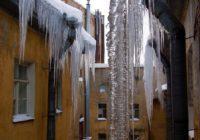 За несвоевременную уборку крыш от снега смоленских коммунальщиков могут лишить свободы