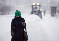 В Смоленск возвращаются метель и морозы