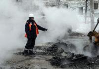 Заднепровский район остался без тепла и воды