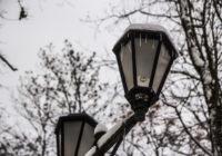 В Смоленске реконструируют уличное освещение
