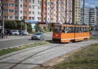 В Смоленске появится ещё одно трамвайное кольцо?