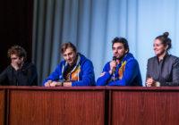 Кино и баскетбол в Смоленске