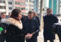 Дмитрий Козак прибыл в Смоленск