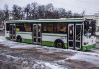 В день выборов в Смоленске появятся пять новых автобусных маршрутов
