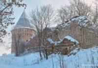 РВИО объявило о старте конкурса проектов по реставрации Смоленской крепостной стены