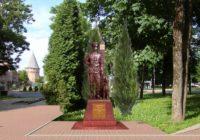 Стал известен макет памятника воинам-пограничникам в Смоленске
