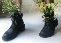 Армейские ботинки или каблуки?