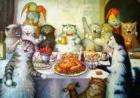 Гип-Гип мяу! Сегодня отмечается всероссийский День кошек