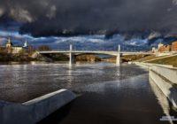 На Смоленск надвигаются дожди