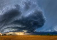 В Смоленске объявлено новое штормовое предупреждение