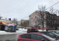 В Смоленске на Докучаева нарисуют большое граффити