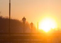 Вчера в Смоленске был обновлён температурный рекорд