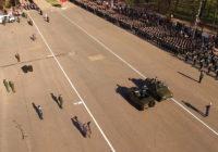 Военная техника на параде в Смоленске: что мы увидим?