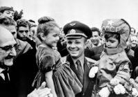 В школе, где учился Юрий Гагарин, появится «Парта Героя»