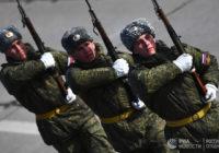 Курсанты смоленской академии ПВО примут участие в параде на Красной площади