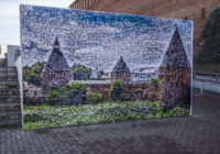 Арт-объект на Владимирской набережной восстанавливают