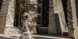 В Катыни готовится к открытию новый мемориал