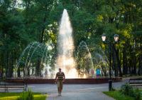 В Смоленске скоро запустят фонтаны