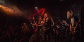 Metal Is Forever… Японцы Saber Tiger отыграли в Смоленске