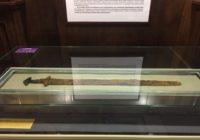 Древний меч из Смоленска показали на столичной «Музейной ночи»