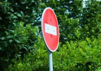 Часть «Смоленского поозерья» закрыли для транспорта