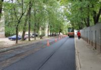 В Смоленске начался ремонт дворов