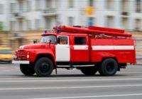 В Новодугинском районе сгорели два снегохода и вездеход